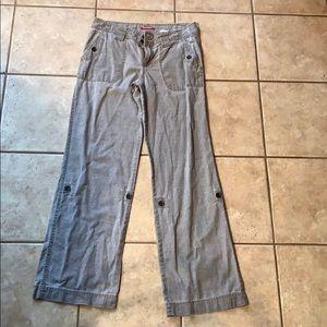 Comfy Heavy Linen Pants